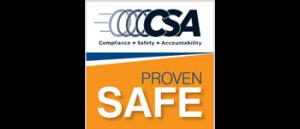 CSA Compliant